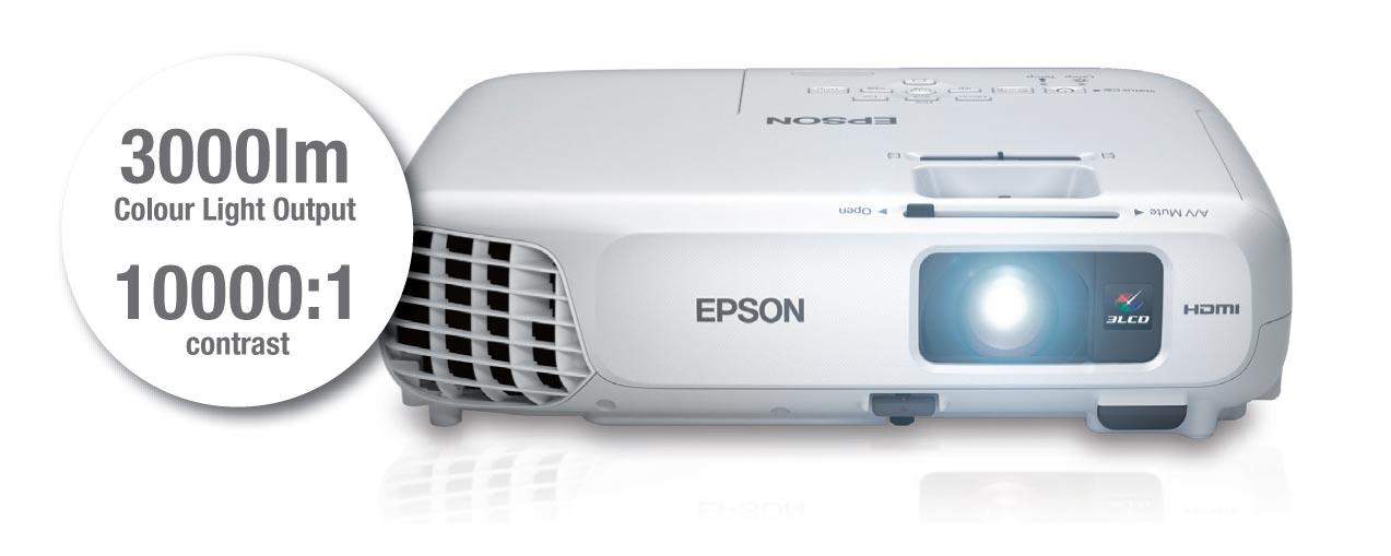 پروژکتور اپسون مدل EB-S18