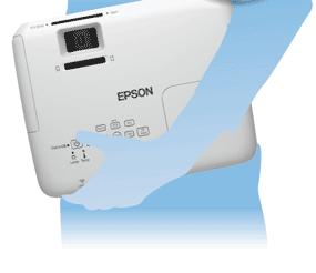 قابل حمل بودن پروژکتور اپسون مدل EB-S18
