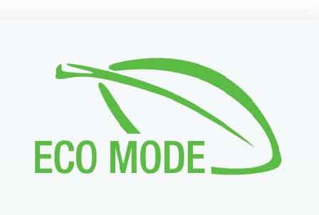 لوگوی ویژگی ECO MODE در پروژکتور NP-VE281G