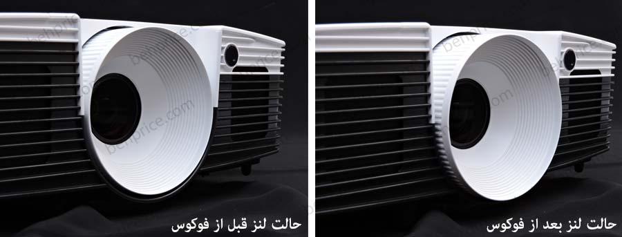 حلقه فوکوس پروژکتور Ricoh PJ-X2240