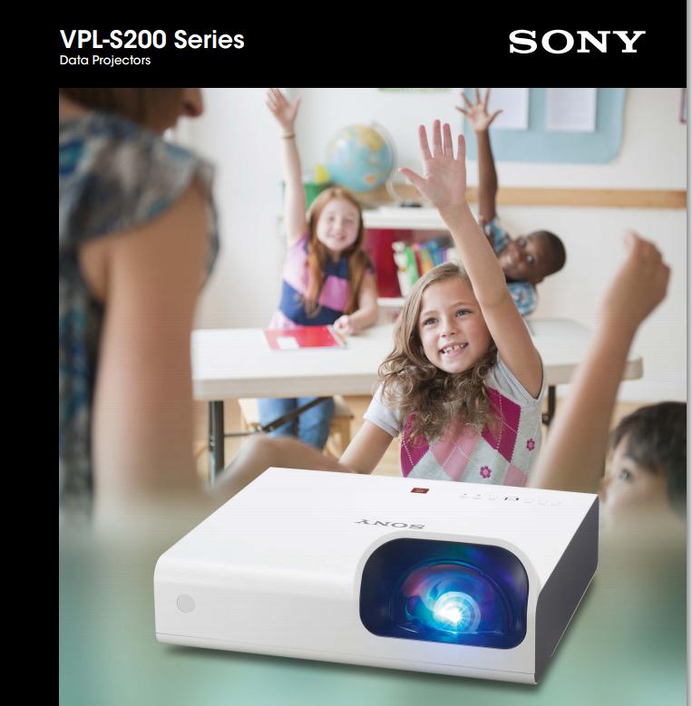 ویدئو پروژکتور سونی مدل SONY VPL-SX235